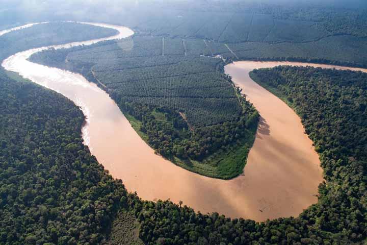 رودخانه کیناباتانگان