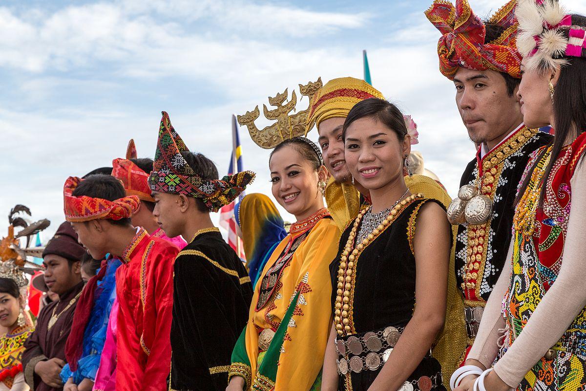 آداب و رسوم مالزی
