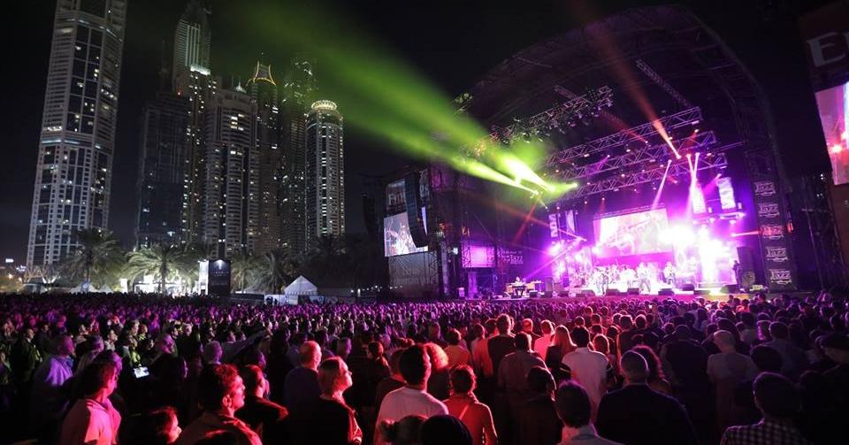جشن موسیقی دبی