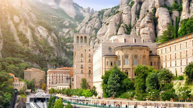 مهم ترین جاذبه های گردشگری اسپانیا - بارسلونا