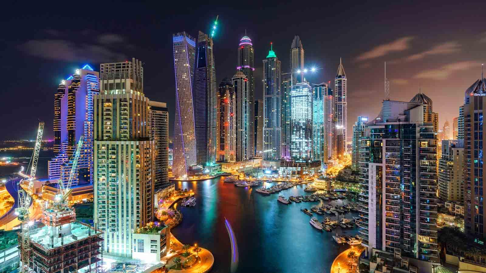 3تا از مهم ترین جاذبه های گردشگری دبی