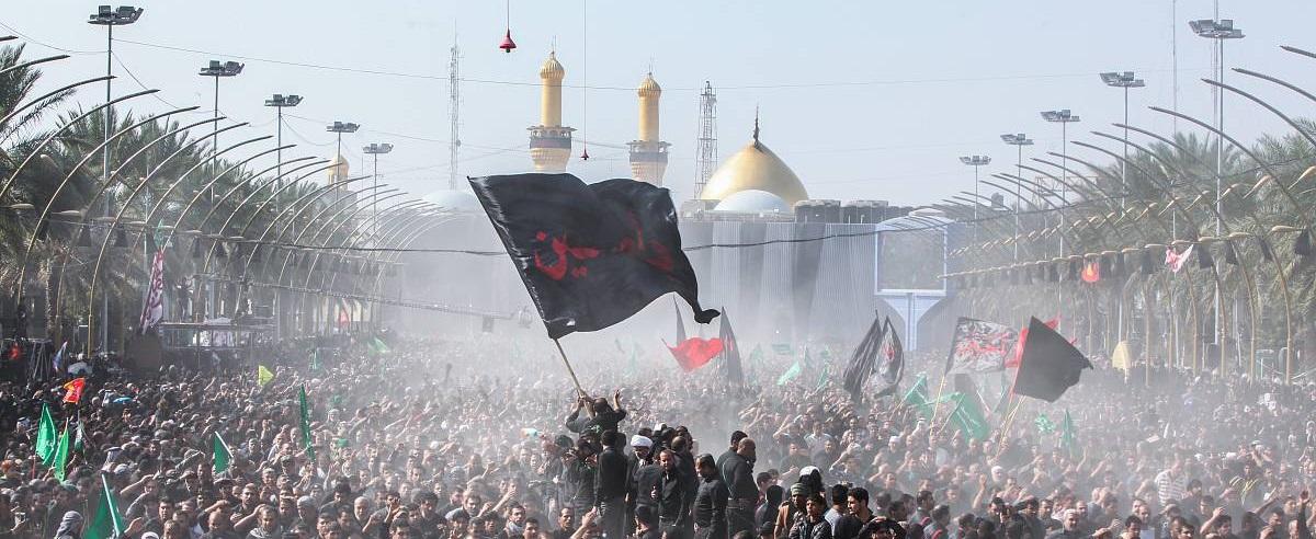 آشنایی با کشور عراق و تور های زیارتی این کشور