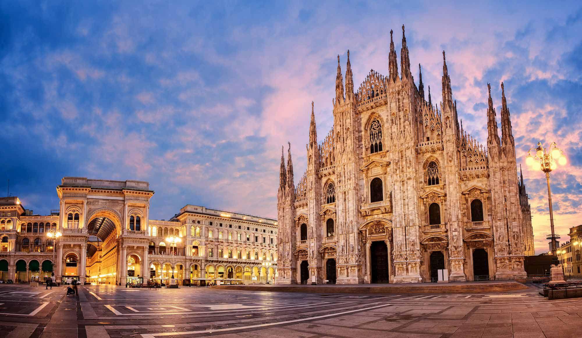 مهم ترین جاذبه های گردشگری ایتالیا - رم و میلان