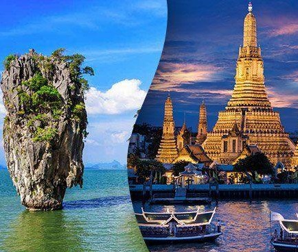 تور ترکیبی بانکوک +پوکت ویژه نوروز