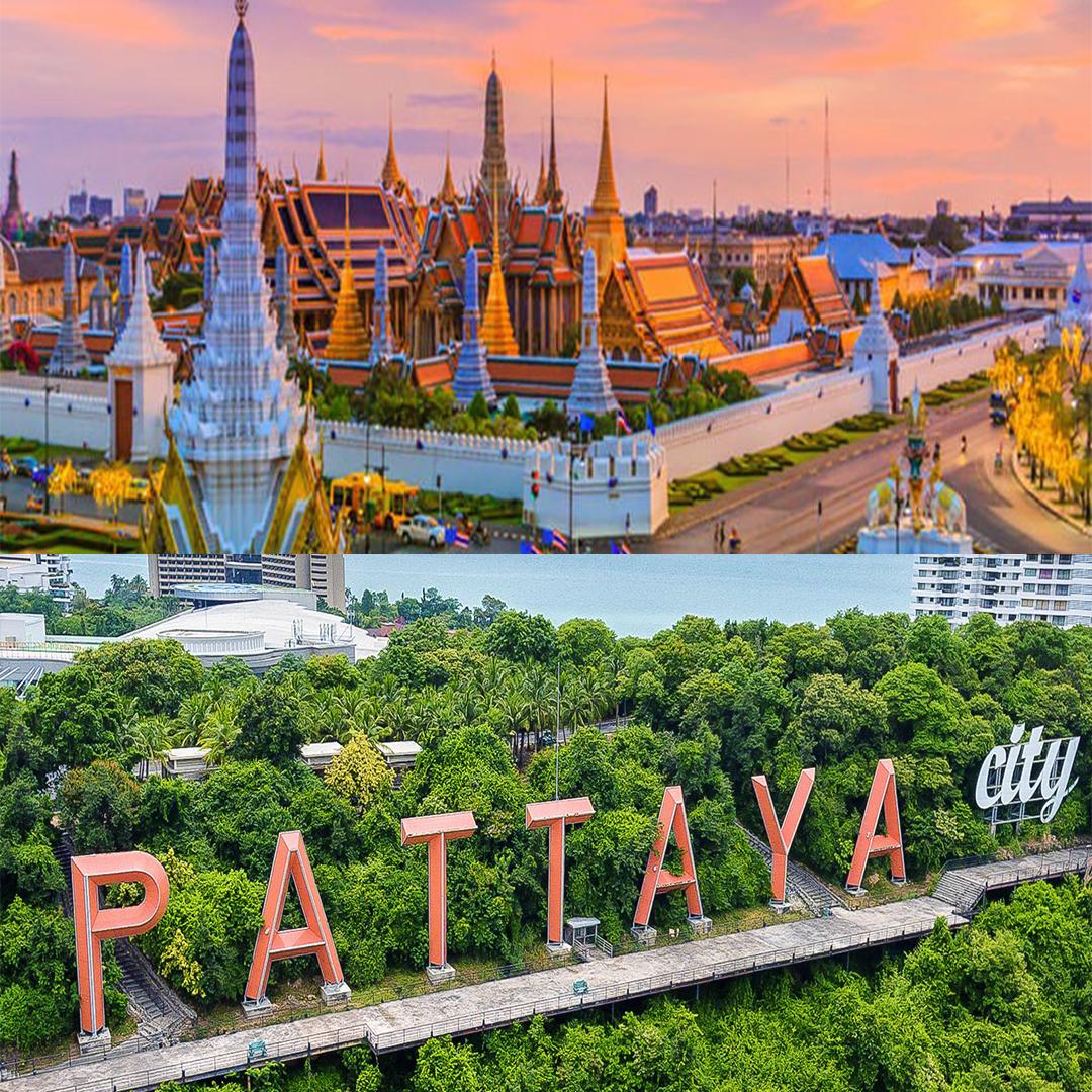 تور بانکوک + پاتایا