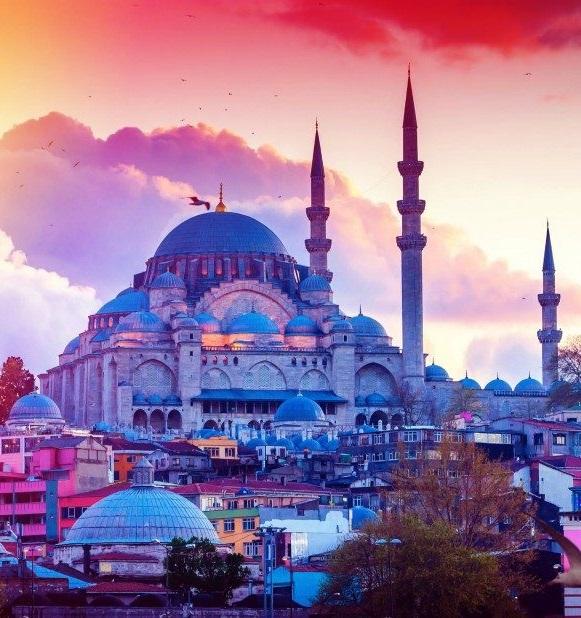 تور ترکیه ویژه نوروز 99
